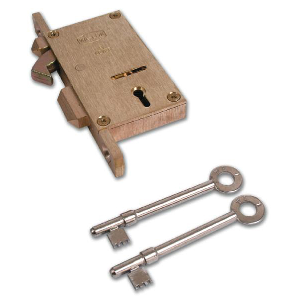 5 Lever Mortice Gate Lock 5 Lever Willenhall G17