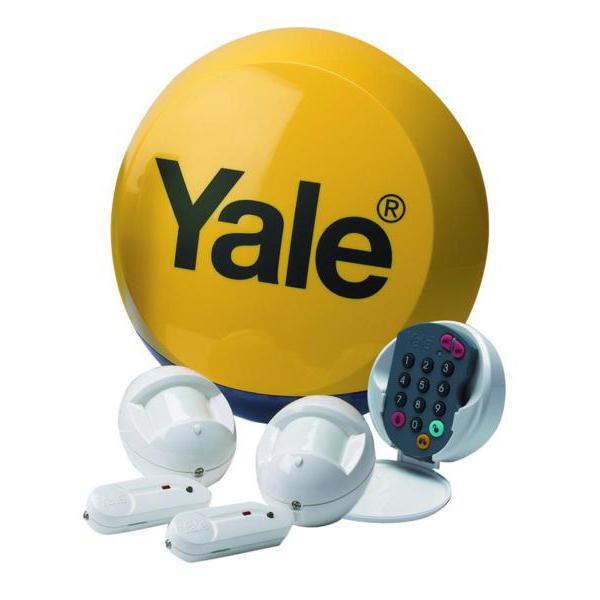 Standard Alarm Kit Yale HSA 6200