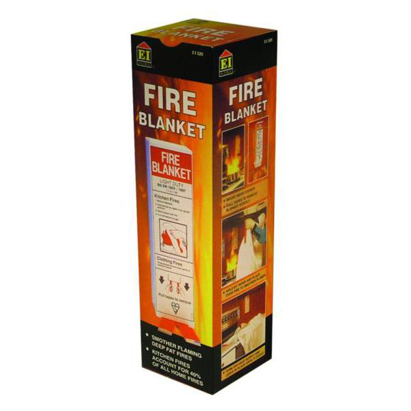 Fire Blanket E1520 E.I. Company