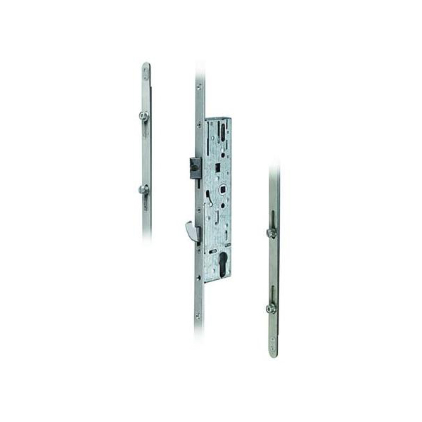 Yale Doormaster multipoint lock Universal 2 Mushrooms, 2 Rollers Door Lock