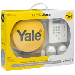 Family Alarm Kit Yale HSA 6300