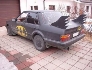 Home made Batmobile