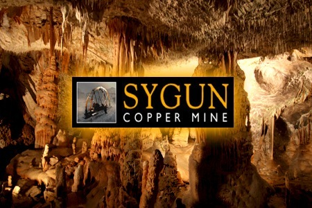Copper Mines - North Wales