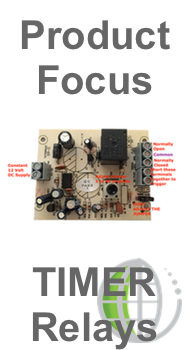 Timer Relays - LocksOnline Product Focus