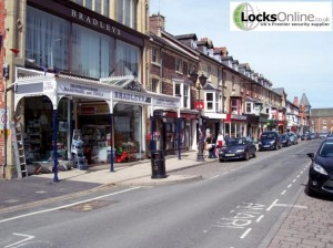Wales Crime Locks Online