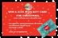 Free £250 Argos Gift Card Banner