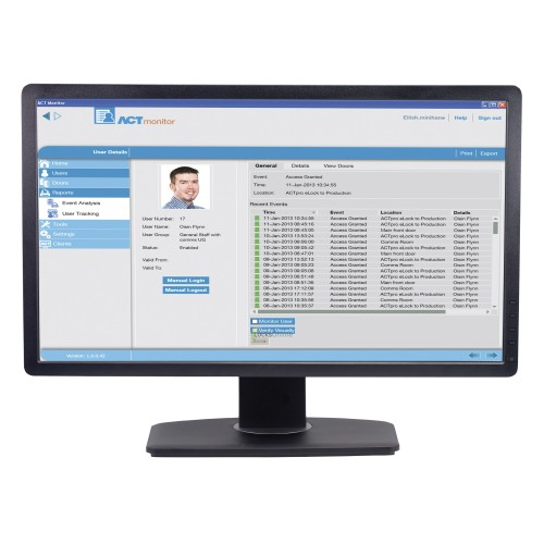Main photo of ACTpro Enterprise Software