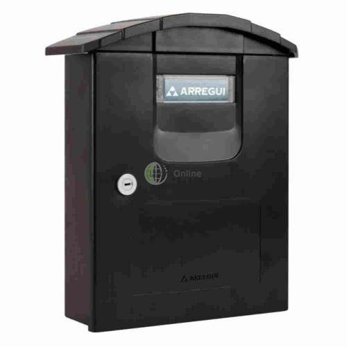 "ARREGUI ""Costa"" Rigid Plastic All-Weather Mailbox"