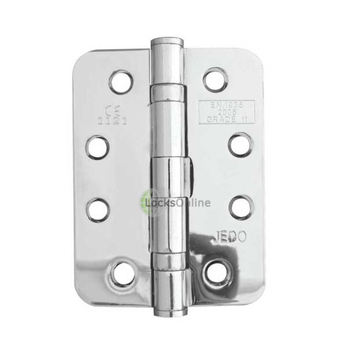 Jedo steel 2 ball bearing hinge grade 11