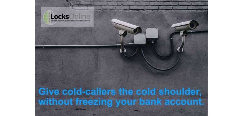 Give cold-callers the cold-shoulder without freezing your bank account!