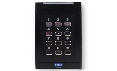 HID iClass SE RK40 Wall Switch Keypad and Proximity Reader