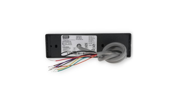 hid proximity card reader installation manual