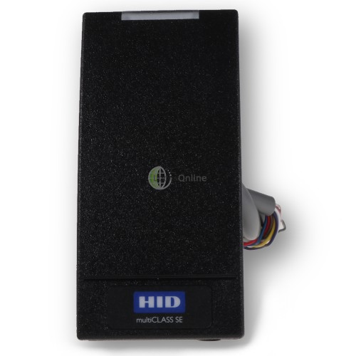 Main photo of HID multiClass SE RP10 Mini Mullion Proximity Reader