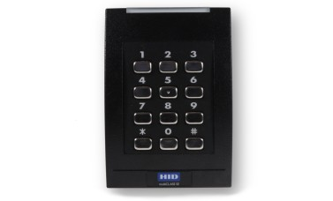 HID multiClass SE RPK40 Wall Switch Keypad and Proximity Reader
