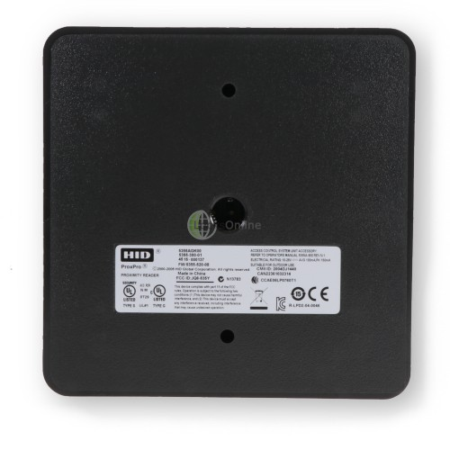 HID ProxPro Wall Switch Proximity Reader with Keypad