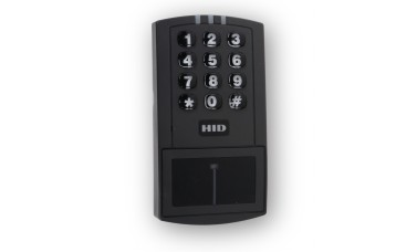 HID EntryProx Stand Alone Keypad and Proximity Reader