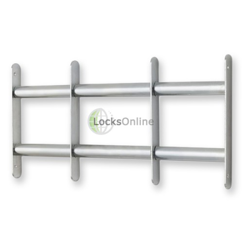 Main photo of ABUS Adjustable Telescopic Window Security Grills