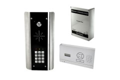 AES Entrée Hands-Free Wireless Front-Door Intercom & Entry System