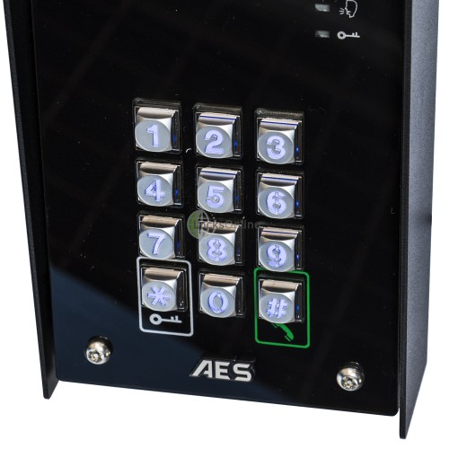 AES MultiCom Classic GSM Door Entry System for up to 500 flats