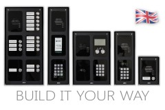 AES Design & Build Modular GSM Door Entry System