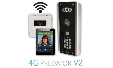 AES Predator 4G Video Intercom for SmartPhones