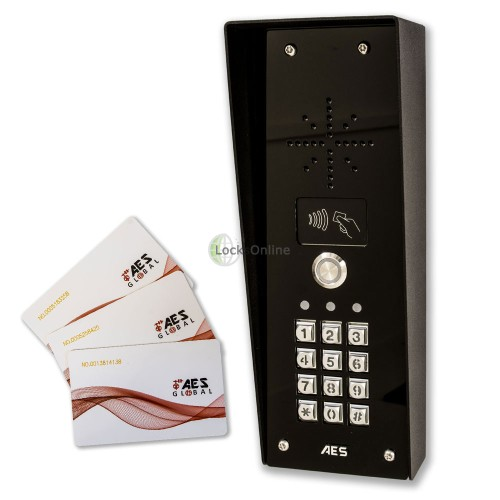 Main photo of AES Prime Keypad & Prox Door Entry System