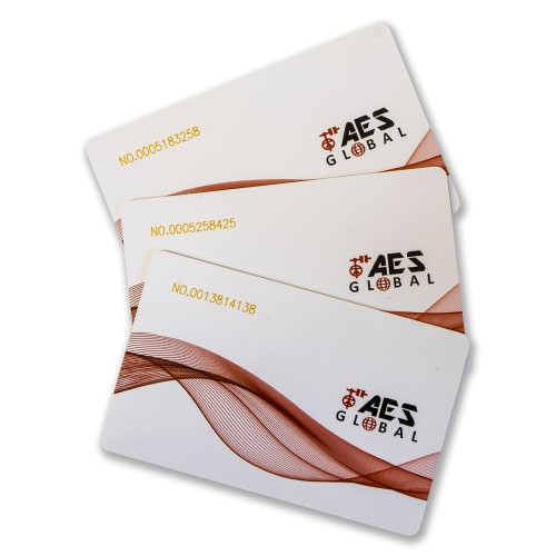 Main photo of AES Proximity Access Cards