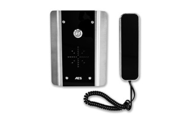 AES Slim Front Door Entry Phone