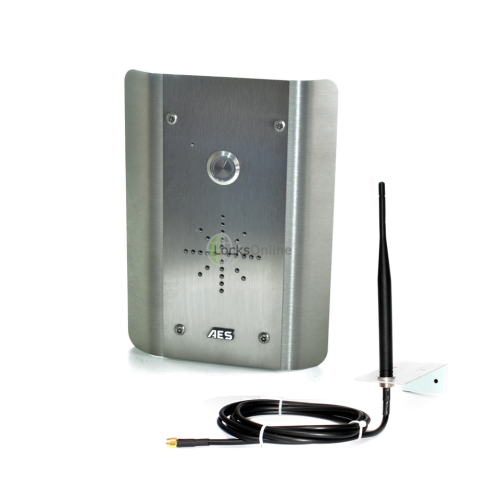 Main photo of AES Prime GSM Wireless Door Intercom & Door Opener for Up To 10 Flats