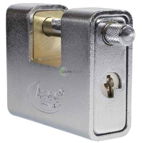 Main photo of Asec Straight Shackle Padlock