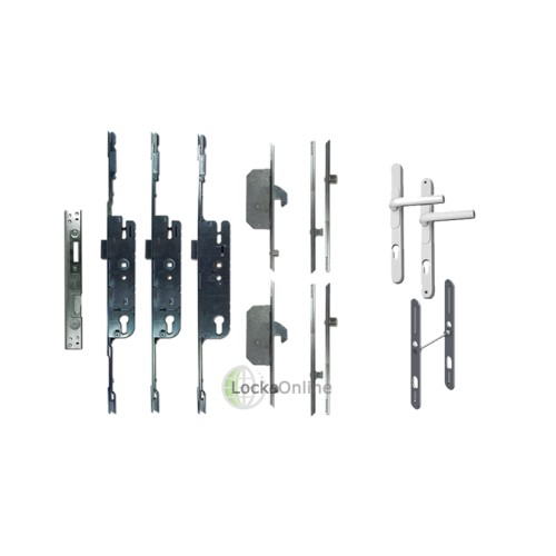 Main photo of All-In-One 'Get Out Of Jail' uPVC Multipoint Lock Set