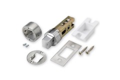 Press-Fit Easy Install Tubular Deadbolt