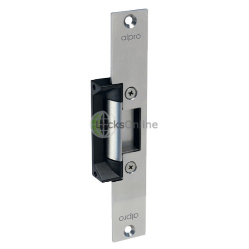 Main photo of Alpro AL110 ANSI Strike Release for Timber Doors - 12/24V DC