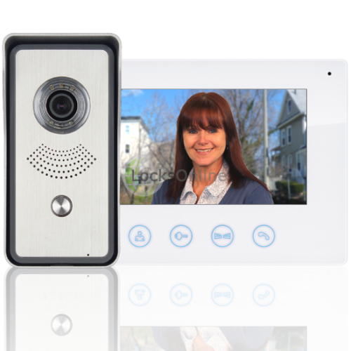 Main photo of APT Single Residence Video Intercom System
