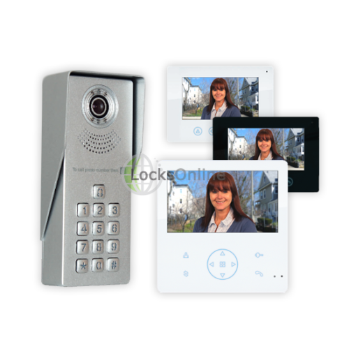 Main photo of APT MultiWay Video Intercom System - Up To 32 Way
