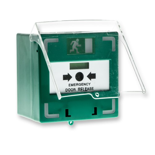 Main photo of Standard Resettable Triple-Pole Emergency Call Point Unit