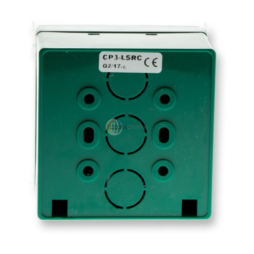 LED & Audio Resettable Triple-Pole Emergency Call Point Unit