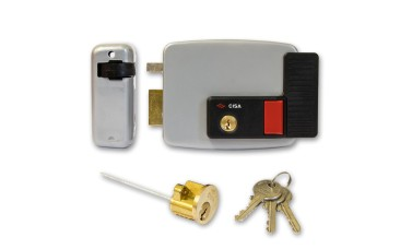 Cisa 11630 Series Electric Lock Internal Timber Doors