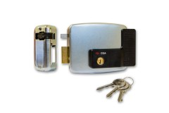 Cisa 11921 Series Electric Lock for Metal Doors and Gates