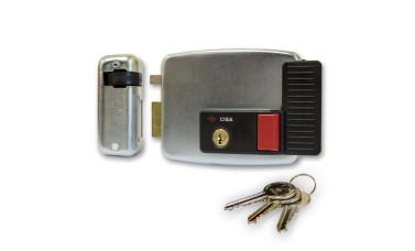 Cisa 11931 Series Electric Lock for Metal Doors and Gates
