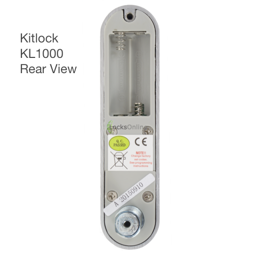 Codelock KL1000 Kitlock locker lock