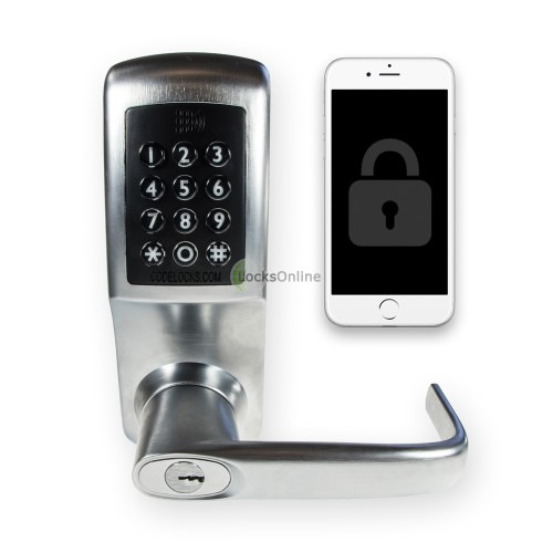 Main photo of Codelocks GuestLock 5500 Digital Combination Lock with Remote-Programming