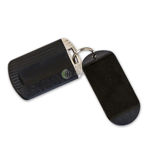 Magnetic fob for keyless padlock