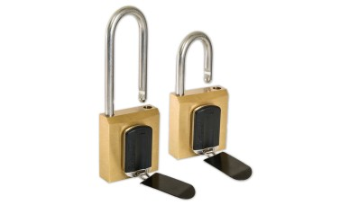 Keyless High Security Magnetic Fob Padlock