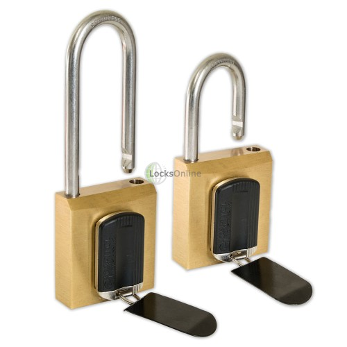Main photo of Keyless High Security Magnetic Fob Padlock