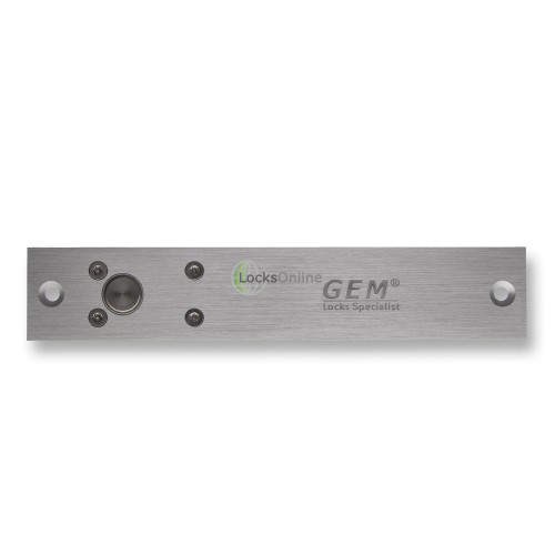 GEM EB200 Monitored Electric Solenoid Bolt for Hollow Metal Frames