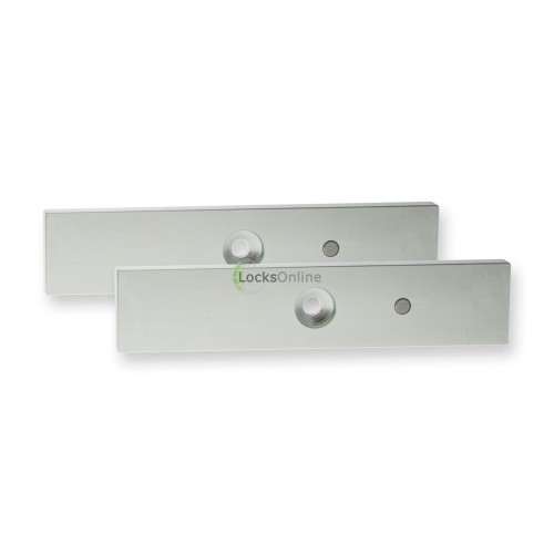 LocksOnline EM05 Monitored Slimline Maglock for Double Doors