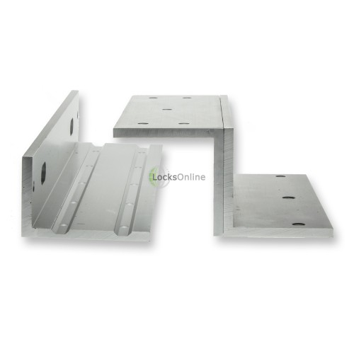 Brackets & Mounts for LocksOnline EM Series Full Size Maglocks
