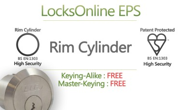 Locksonline EPS Rim Cylinders