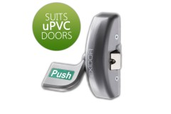 Exidor Emergency Exit Push Pads for uPVC Doors